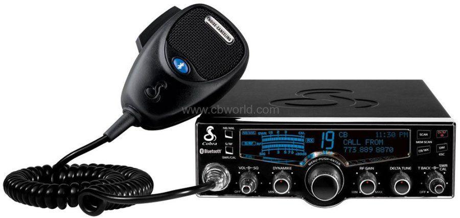 Cobra 29 LXBT CB radio