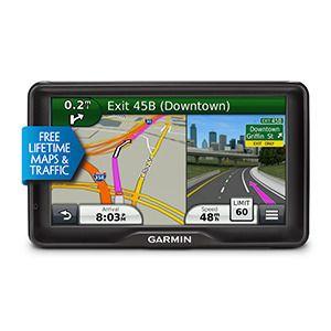 Garmin dēzl™ 760LMT GPS