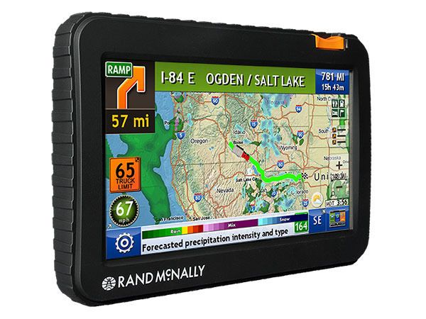 Rand McNally IntelliRoute® TND™ 720 LM GPS