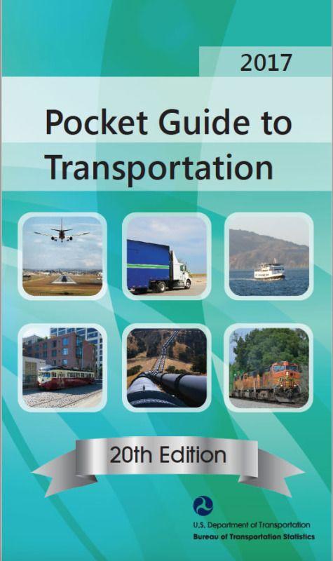 DOT pocket guide to transportation 2017