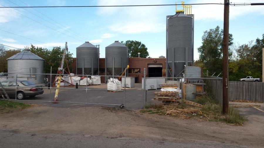 feed mill in Denver