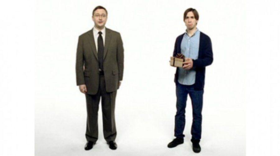 Apple Mac vs. PC Guys