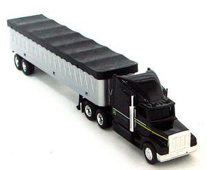 Ertl John Deere grain trailer model toy for backing practice