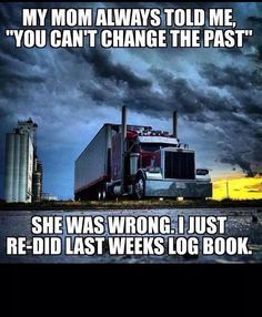 funny trucking meme picture <span class=