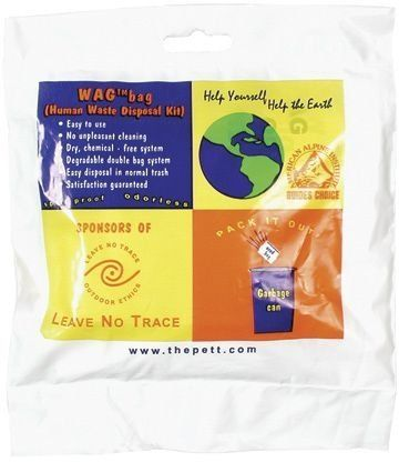 trucker waste disposal bags