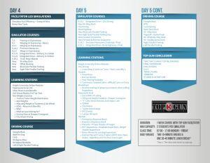 Top Gun Schedule 2