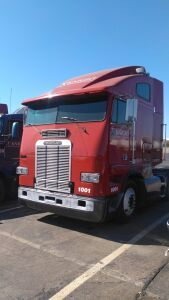 Knights First Truck