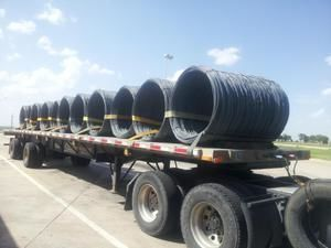 Slinky coils.