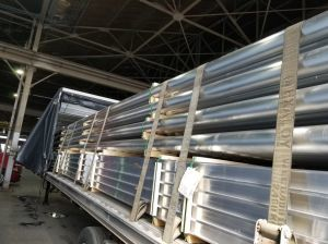 Aluminum load
