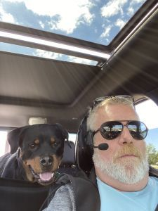 dog Is My Co-Pilot