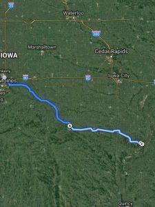Ottumwa,  burlington Iowa