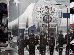 St joseph police  memorial