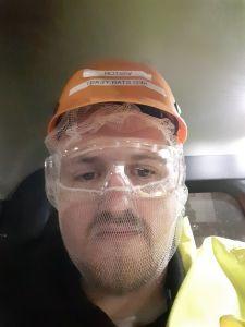 Safety first!