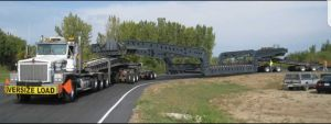 Perimeter trailer