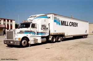 Mill creek peterbilt