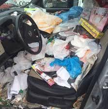 Filthy cab