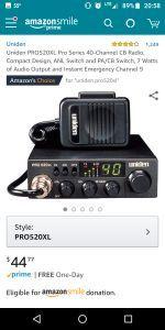 Uniden Pro520xl