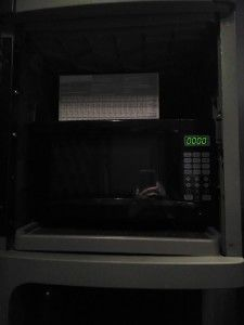 Mainstays microwave
