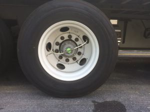 Tire w/auto inflate