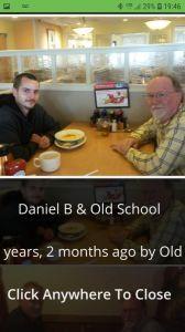Daniel B & Old School