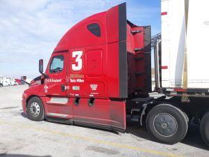 CRE 3 Million Mile Driver