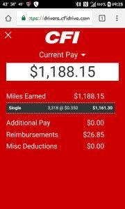 Pay week ending 2-2-18