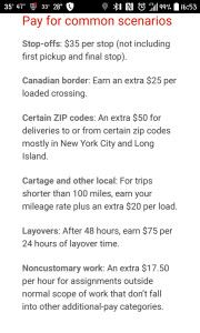 Other CFI pay