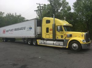 Haulin for Hubbard's