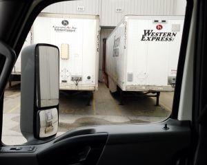 Western Express trailer