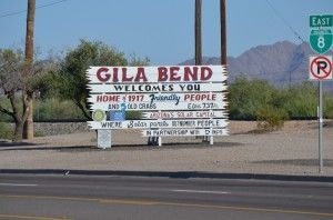 Gila Bend welcomes G-Town