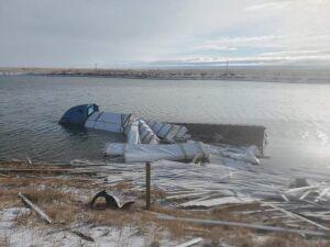 Wyoming I80 Wreck