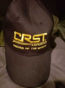 Driver Of The Month Hat