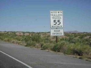 55 Truck Limit CA