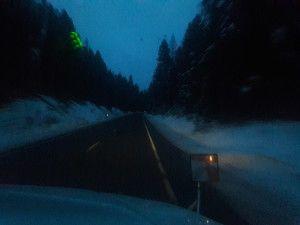 Heading towards Wenatchee WA