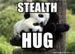 Virtual hug....