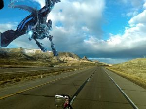 Wyoming: Land of Dragons