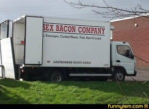 sex - bacon