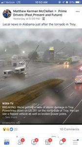 Prime in A tornado!