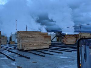 Lumber kiln 2