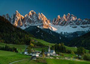Alpine Village Beauty, Chris Burkhard