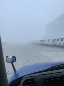 Lewiston fog