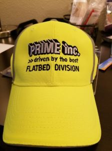 The Prime employee mug cover!