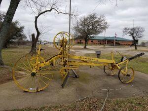 Texas Road Grader.