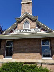 Evanston Wyoming Historic Depot