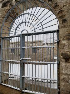 Old Idaho Penitentiary Small yard