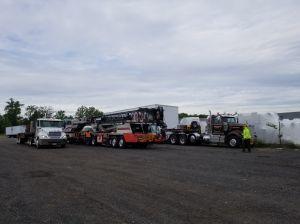 Heavy haul Macguire