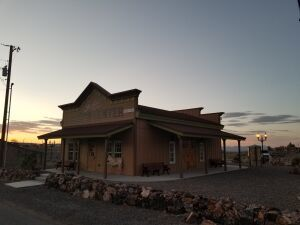 Goldfield visitor center