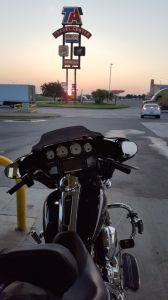 TA Amarillo at Sunrise