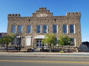 Goldfield courthouse