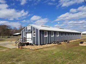 Camp Hearne Barracks